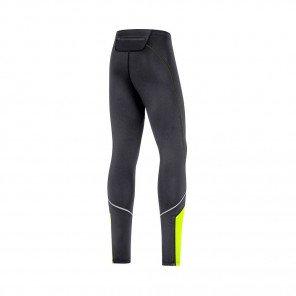 GORE® Collant R3 Mid Homme   Black/Neon Yellow