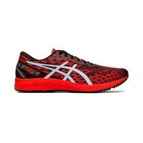 ASICS GEL-DS TRAINER 25 Homme    Fiery Red / White
