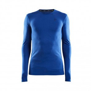 CRAFT Maillot Manches Longues Fuseknit Comfort Col Rond Homme   Burst