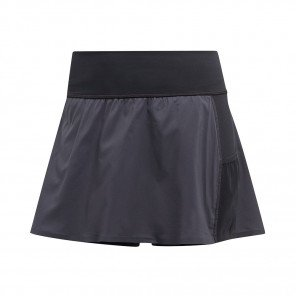 ADIDAS Jupe-Short AGRAVIC Femme | Noir | Collection Printemps-Été 2019