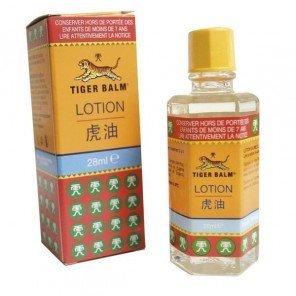 La lotion Baume du Tigre