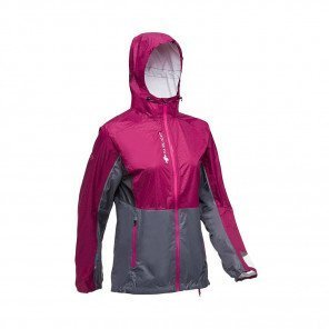 RAIDLIGHT VESTE IMPERMEABLE TOP EXTREME MP+®  FEMME | GARNET / GREY | Collection Printemps-Été 2019
