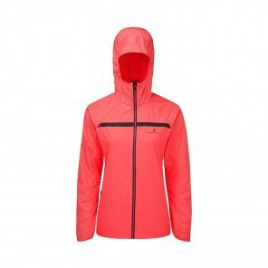RONHILL Veste Momentum Afterlight Femme | Hot pink Reflect